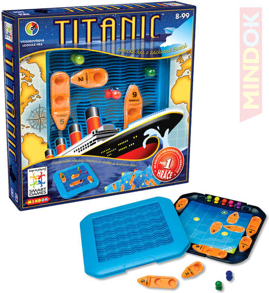 MINDOK HRA SMART Titanic