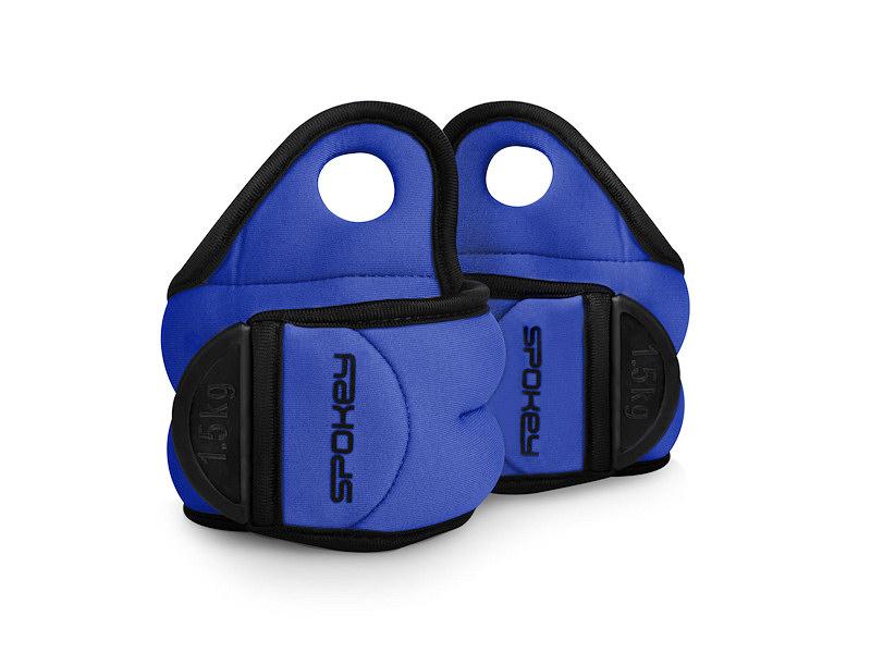 Com Form IV závaží zápěstí 2x1.5kg modré