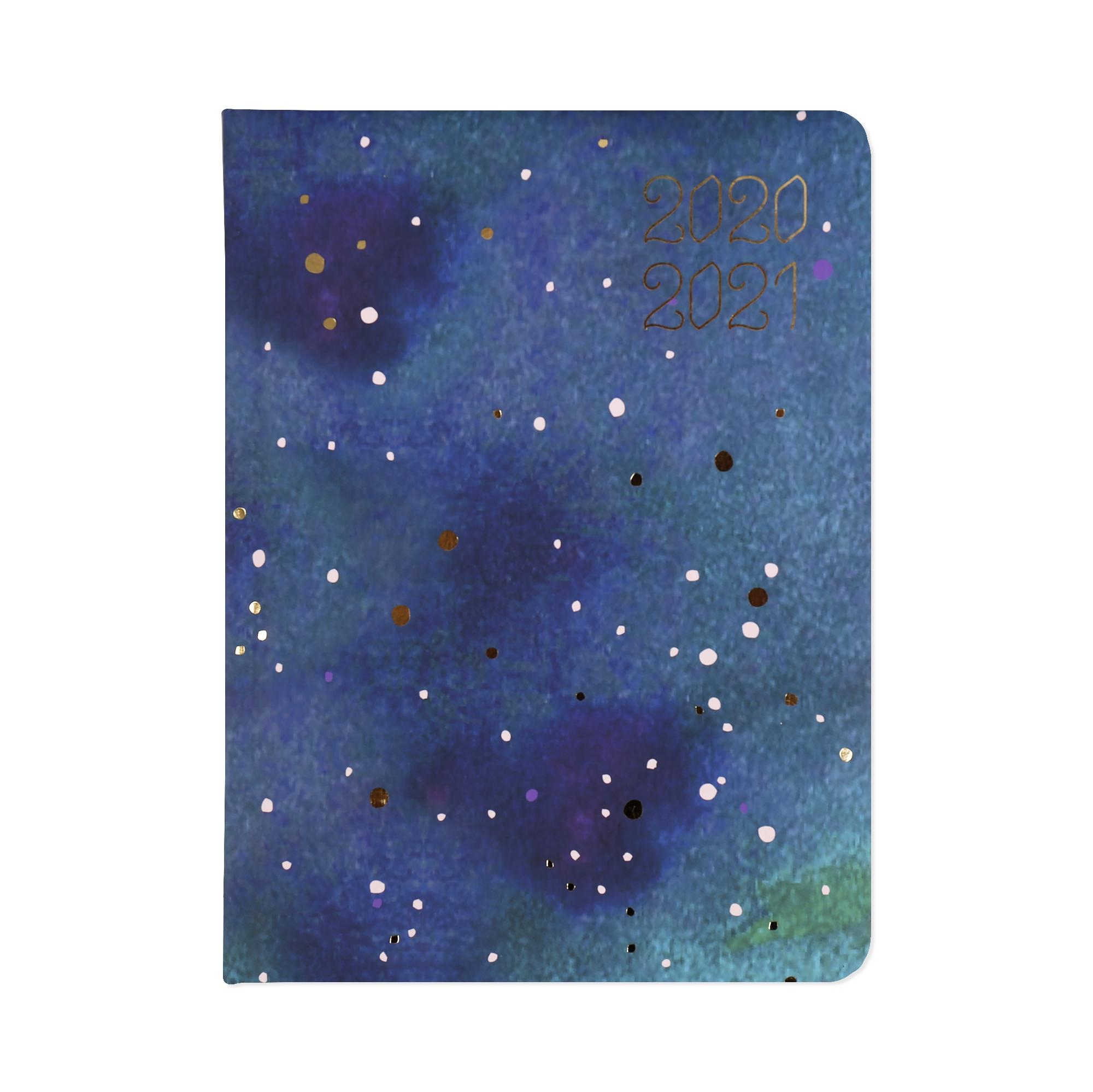 ALBI 18 měsíční diář - Hvězdy