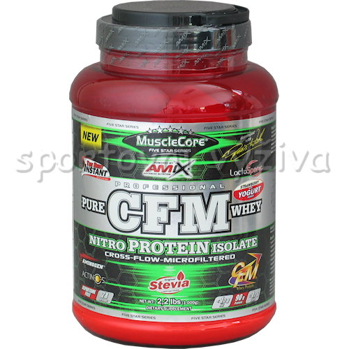 CFM Nitro Protein Isolate