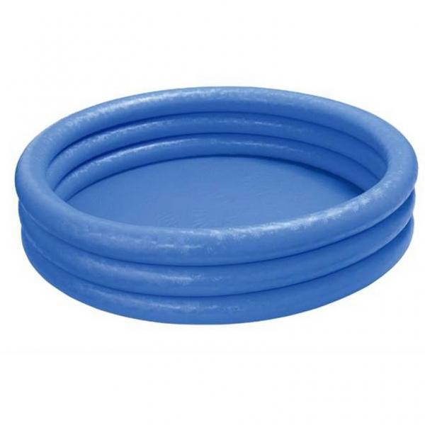 Nafukovací bazén modrý, 147 x 33 cm