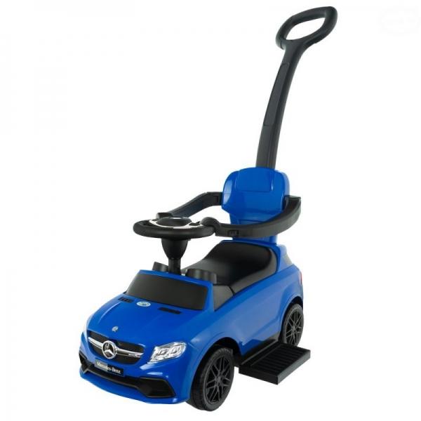 Jezdítko, odstrkovadlo Mercedes Benz - modré, D19