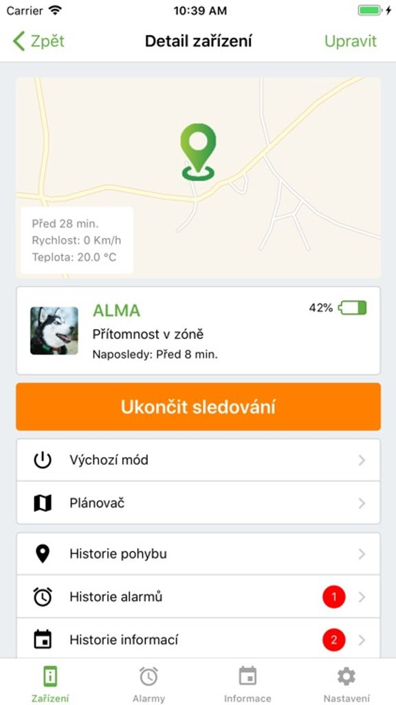 GPS obojek Majlo + neomezená licence Majlo - https://dscdn.cz/images/a/5/d/3/e/a/2/c/3/3/d58f4c2035cb63e101e350.jpg