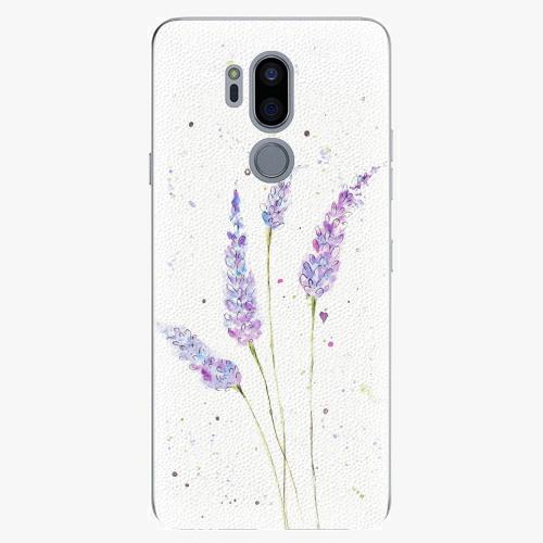 Plastový kryt iSaprio - Lavender - LG G7