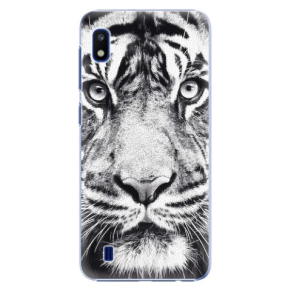 Plastové pouzdro iSaprio - Tiger Face - Samsung Galaxy A10