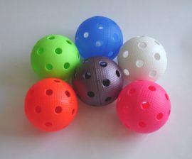 Florbalový míček certifikovaný Precision