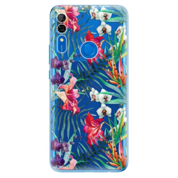 Odolné silikonové pouzdro iSaprio - Flower Pattern 03 - Huawei P Smart Z