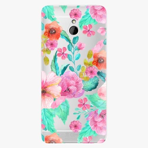Plastový kryt iSaprio - Flower Pattern 01 - HTC One Mini