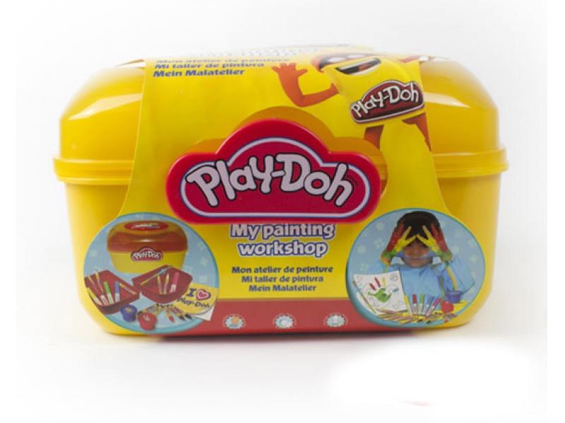 Play-Doh - Můj malířský ateliér