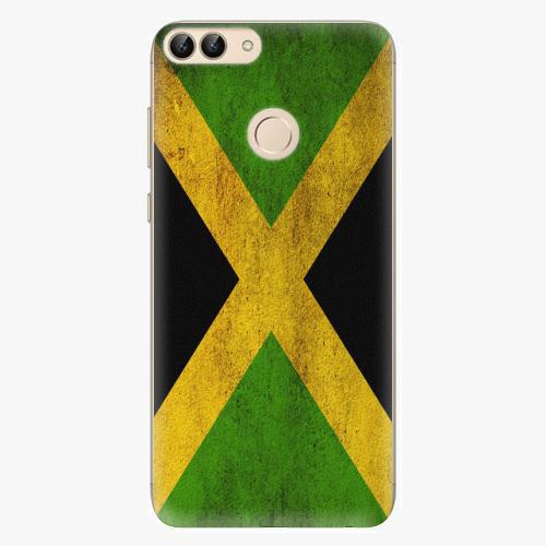 Silikonové pouzdro iSaprio - Flag of Jamaica - Huawei P Smart