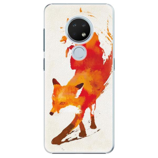 Plastové pouzdro iSaprio - Fast Fox - Nokia 6.2