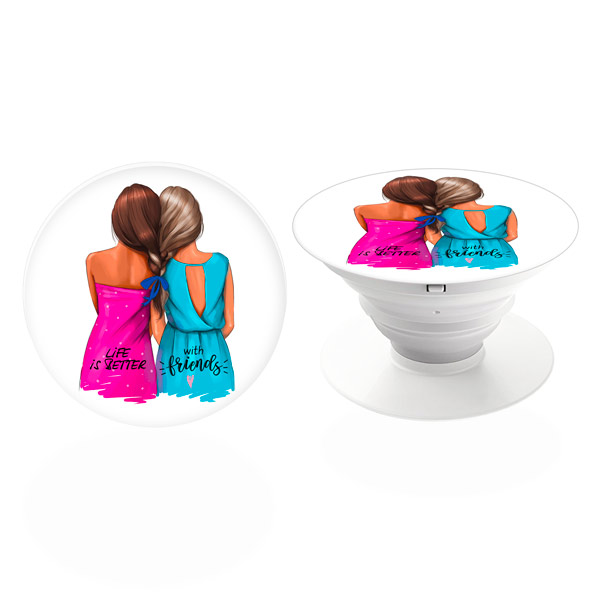 PopSocket iSaprio – Best Friends – držák na mobil