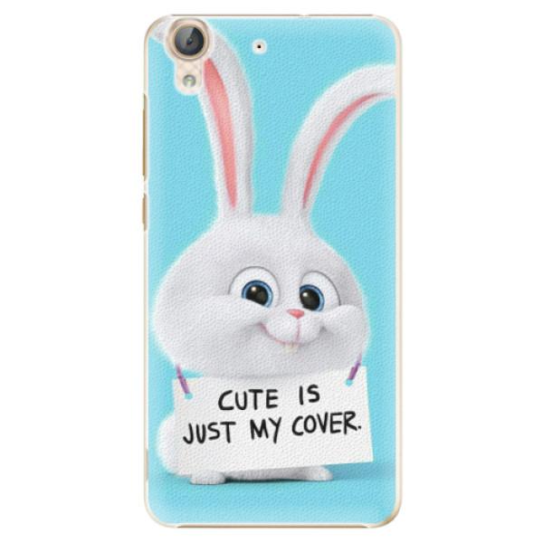 Plastové pouzdro iSaprio - My Cover - Huawei Y6 II