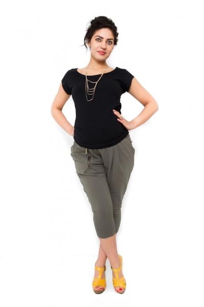 be-maamaa-tehotenske-teplakove-kalhoty-tonya-3-4-khaki-m-38