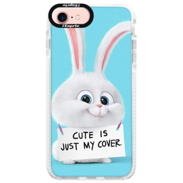 Silikonové pouzdro Bumper iSaprio - My Cover - iPhone 7