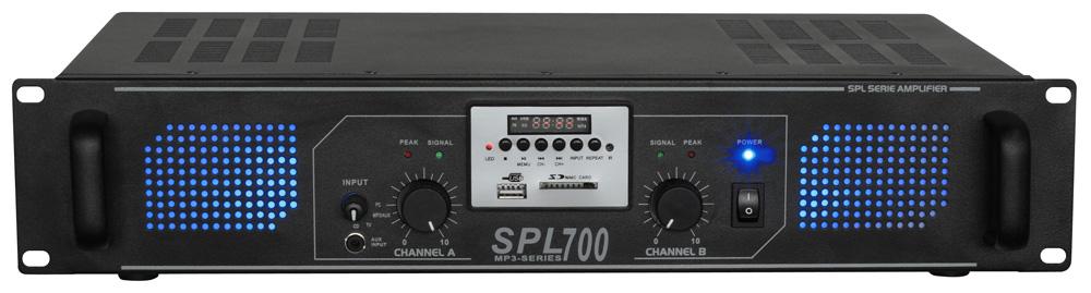 Skytec SPL-700, Hi-Fi zesilovač s MP3 a tunerem