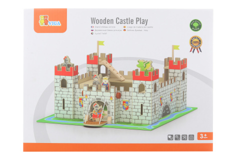 Dřevěný hrad