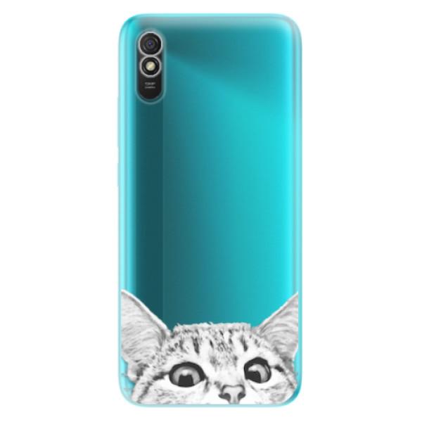 Odolné silikonové pouzdro iSaprio - Cat 02 - Xiaomi Redmi 9A