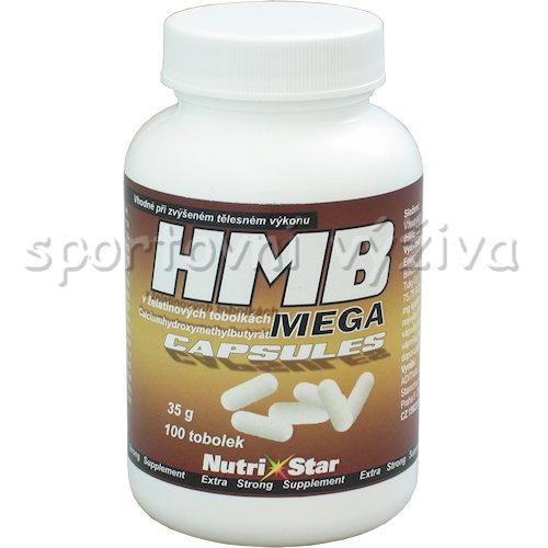 HMB 250 mg 100 kapslí
