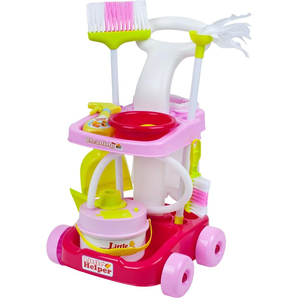 Dětský úklidový vozík Bayo - dle obrázku