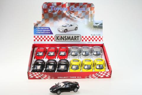 Kinsmart Toyota Celica 12/bal