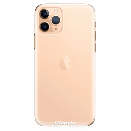 Plastový kryt iSaprio - 4Pure - průhledný matný - iPhone 11 Pro