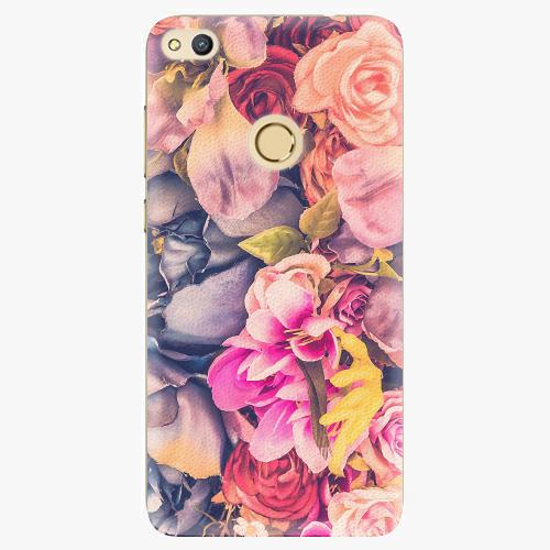 Plastový kryt iSaprio - Beauty Flowers - Huawei Honor 8 Lite