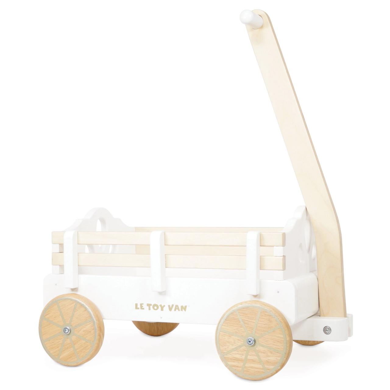 Le Toy Van Vozík na kolečkách