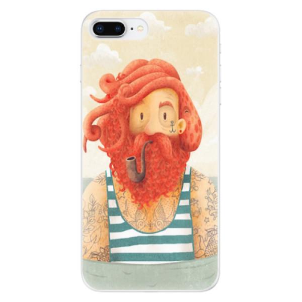 Odolné silikonové pouzdro iSaprio - Sailor - iPhone 8 Plus