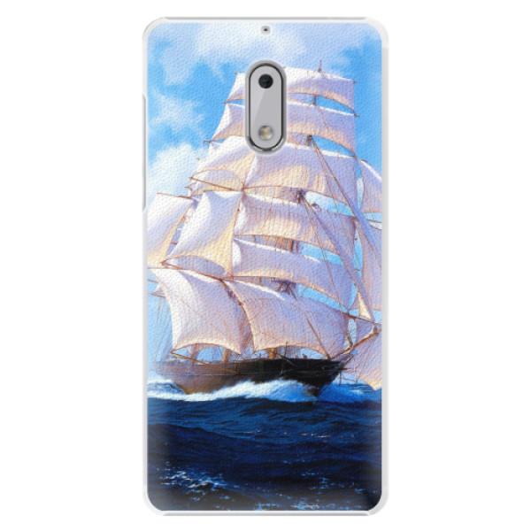 Plastové pouzdro iSaprio - Sailing Boat - Nokia 6