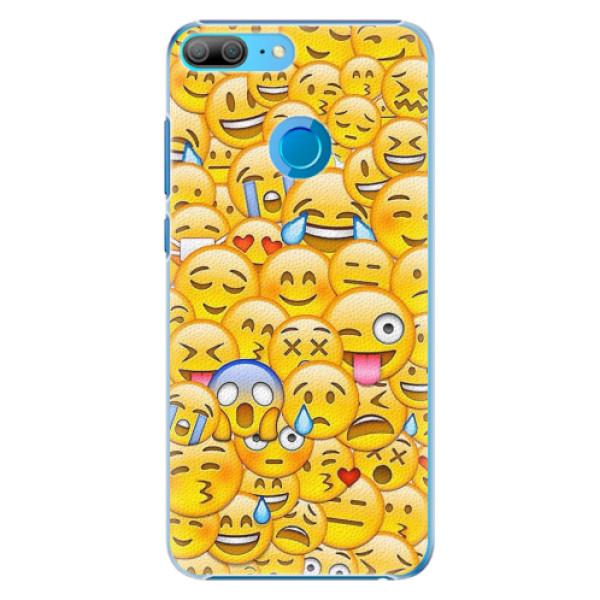 Plastové pouzdro iSaprio - Emoji - Huawei Honor 9 Lite