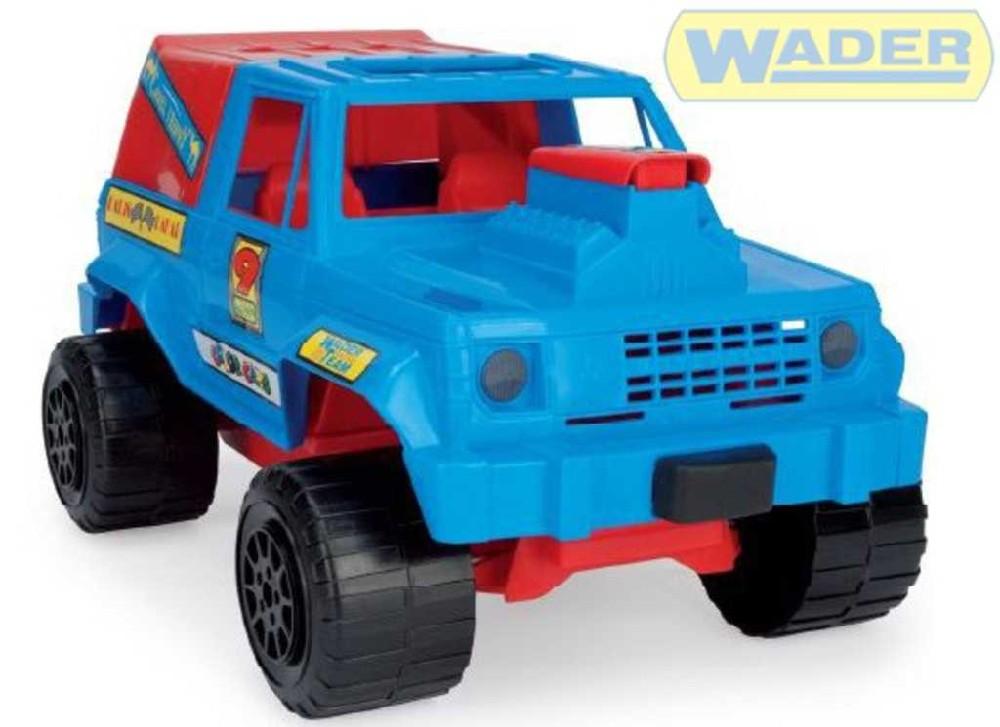 WADER Auto terénní 38 cm 37090