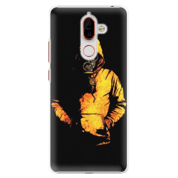 Plastové pouzdro iSaprio - Chemical - Nokia 7 Plus