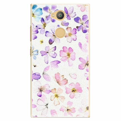 Plastový kryt iSaprio - Wildflowers - Sony Xperia L2