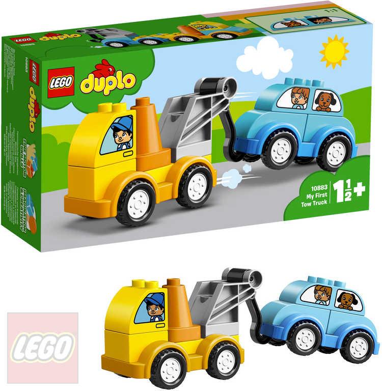 LEGO DUPLO Můj první odtahový vůz 10883