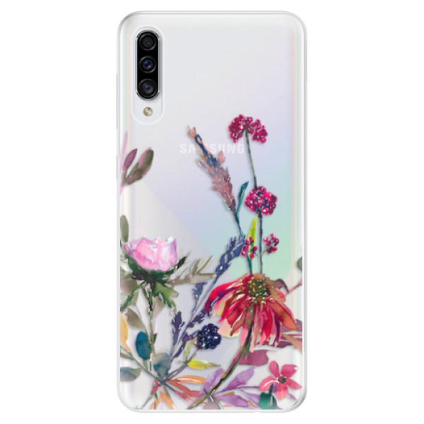 Odolné silikonové pouzdro iSaprio - Herbs 02 - Samsung Galaxy A30s