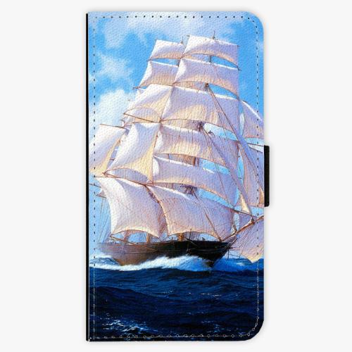 Flipové pouzdro iSaprio - Sailing Boat - Samsung Galaxy A5 2016