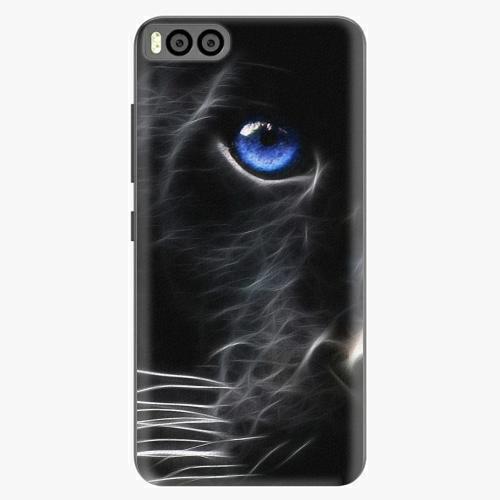 Plastový kryt iSaprio - Black Puma - Xiaomi Mi6