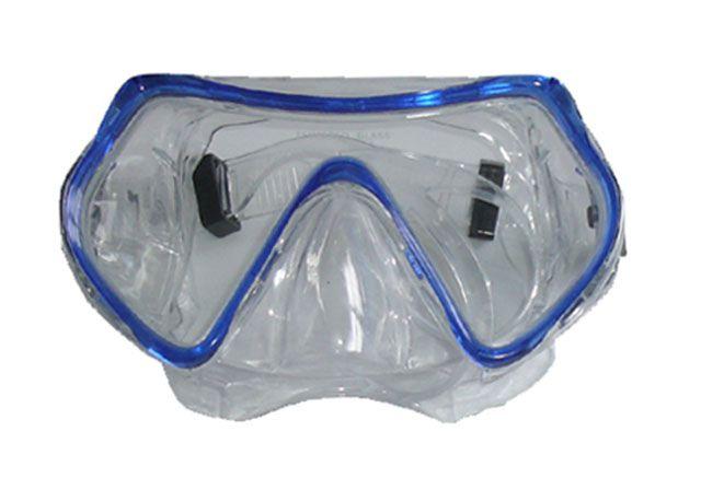 Potápěčská maska pro dospělé BROTHER modrá
