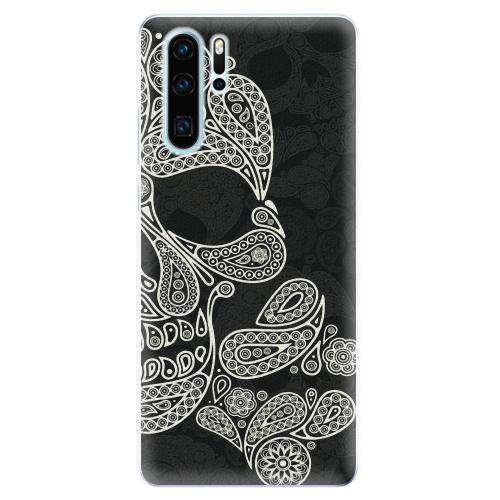 Silikonové pouzdro iSaprio - Mayan Skull - Huawei P30 Pro