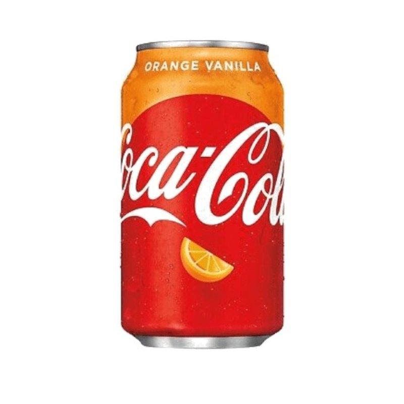 Orange Vanilla 355ml (USA)