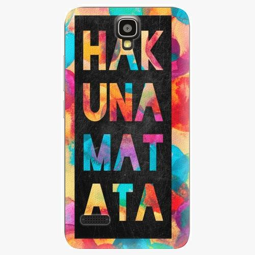 Plastový kryt iSaprio - Hakuna Matata 01 - Huawei Ascend Y5