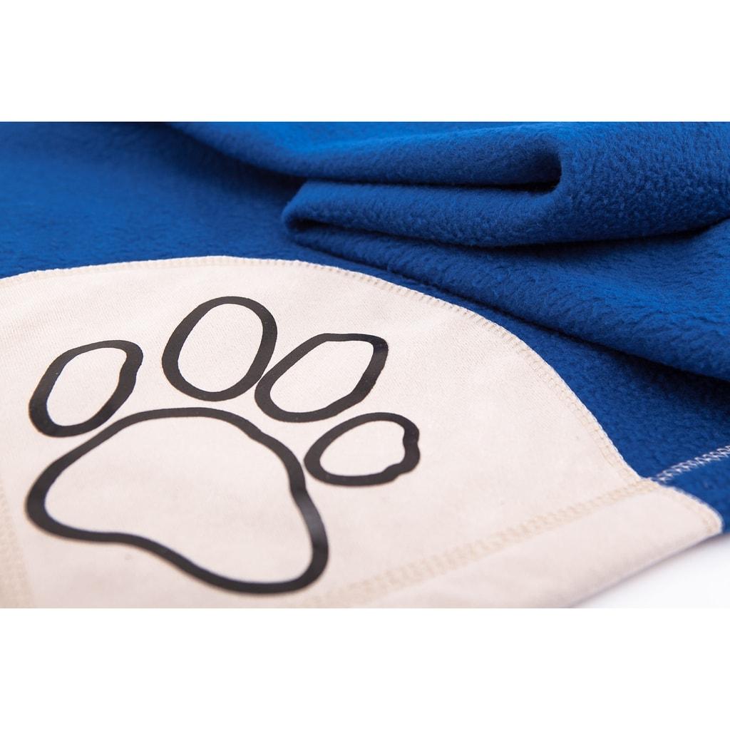 Deka pro psa Reedog Blue Paw - L