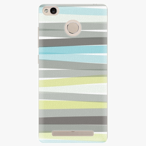 Plastový kryt iSaprio - Stripes - Xiaomi Redmi 3S