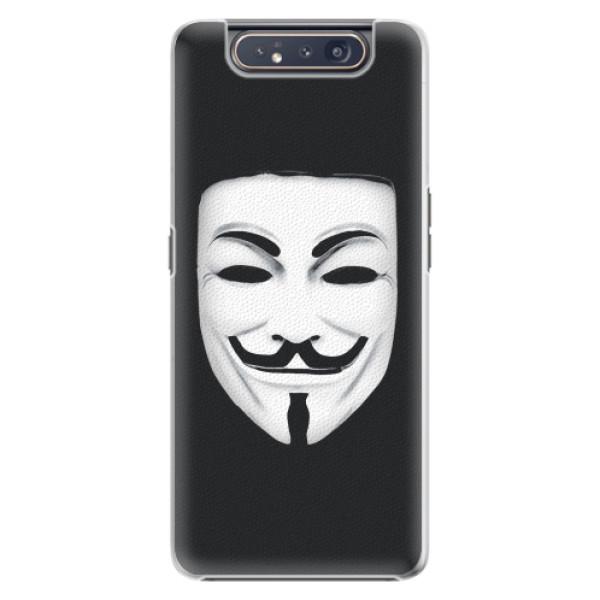 Plastové pouzdro iSaprio - Vendeta - Samsung Galaxy A80