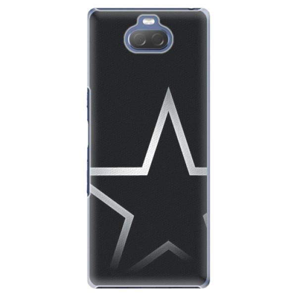 Plastové pouzdro iSaprio - Star - Sony Xperia 10