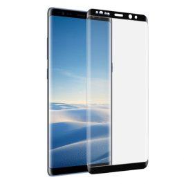 Tvrzené 3D sklo pro Samsung Galaxy S8 Plus – black