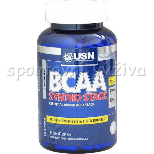 BCAA Syntho Stack 240 kapslí