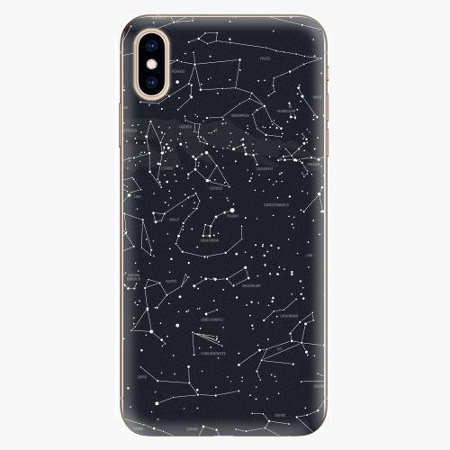 Plastový kryt iSaprio - Night Sky 01 - iPhone XS Max
