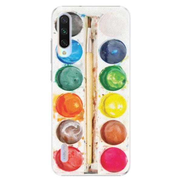 Plastové pouzdro iSaprio - Watercolors - Xiaomi Mi A3